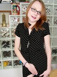 Cute girl next door t-girl