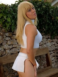 A Little White Outfit