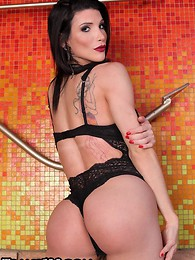 It's that time once again folks. Today we have with us the beautiful Victoria Carvalho in her solo Trans500 debut. This girl is just stunning. Th