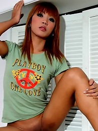 Ladyboy L has an Easy to Remember Name and an Easy to Remember Face.